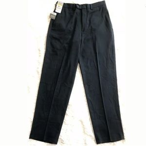 NWT Men's Claiborne Navy Blue Dress Pants
